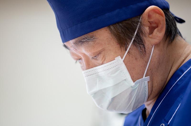 消化器外科での経験は今の施術に活かされていますか?